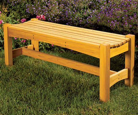 pdf diy free garden bench woodworking plan free