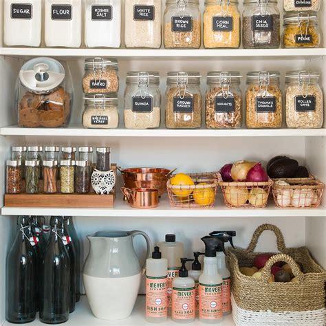kitchen organization food storage pinterest do it