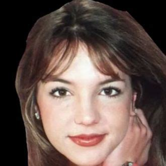 Watch Britney Spears's Face Morph Over Time