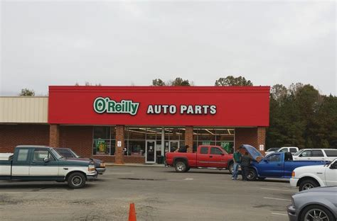 O'reilly Auto Parts In Lancaster, Sc 29720