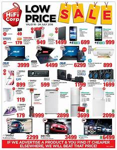 HiFi Corp Specials Catalogue 18 Jul 2016 24 Jul 2016 Find Specials