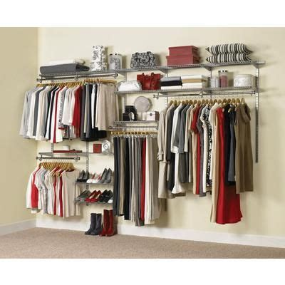 Rubbermaid Closet Canada by Rubbermaid Configurations Custom Closet Kit 6ft To 10ft