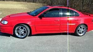 2003 Pontiac Grand Am Gt W   Jl Audio W3 Subwoofers