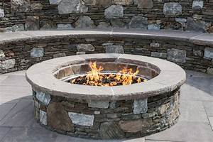 Stonefire, Fire, Pits