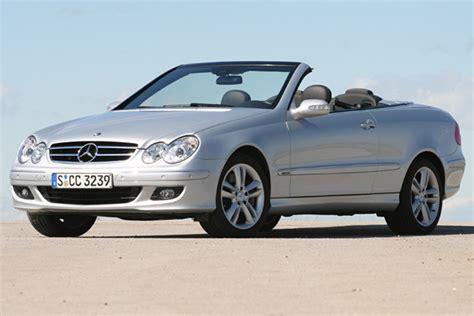 Mercedes Meldungen by Mercedes Clk 320 Gebrauchtwagen Und Jahreswagen Tuning