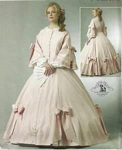 Civil War Victorian Historic Dress Ladies SIMPLICITY ...