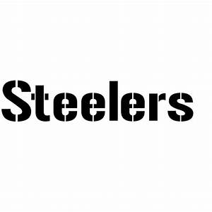 free fonts from famous sports teams logos and more With pittsburgh steelers letters