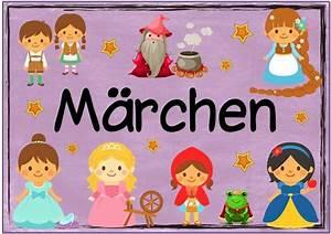 Thema Märchen Im Kindergarten Basteln : themenplakat m rchen ramona hat sich ein plakat zum thema m rchen gew nscht leider war ~ Frokenaadalensverden.com Haus und Dekorationen