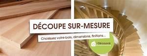 Découpe De Bois Sur Mesure : deboisec planche en bois massif sec sur mesure ~ Melissatoandfro.com Idées de Décoration