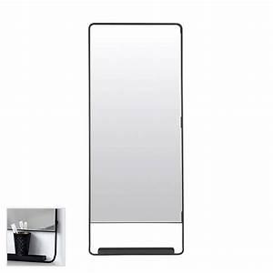 miroir avec cadre miroir cadre blanc a cadre cm miroir With carrelage adhesif salle de bain avec q led tv
