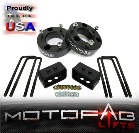 front   rear leveling lift kit    ford