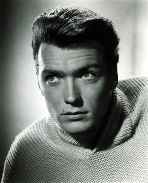 Interesting Vintage Photos Young Clint Eastwood