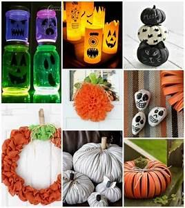50, Diy, Halloween, Decorations, Homemade, Halloween, Decor