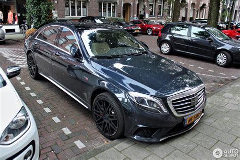 .hrb 5286 gf / ceo prof. Mercedes-Benz Brabus 850 6.0 Biturbo V222 - 16 September 2018 - Autogespot