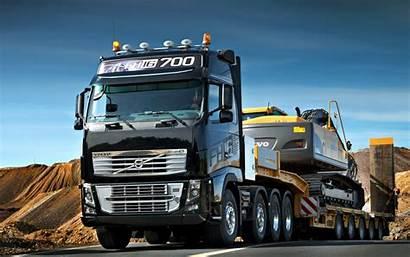 Truck Wallpapers Background Trucking Desktop Volvo Pixelstalk