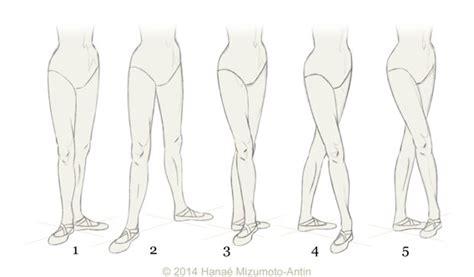 pieds et jambes hanaedanse