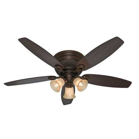 hunter ceiling fans with lights clearance hunter fan light kit lowes 52 ceiling fan with light home