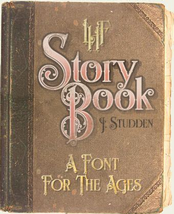 letterhead fonts lhf story book vintage style fonts