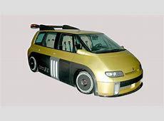 Concept We Forgot 1994 Renault Espace F1