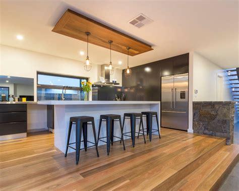 Add Design Style with a Bulkhead ? Calgary Custom Home