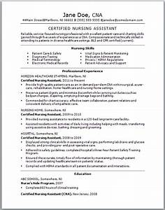 if you think your cna resume could use some tlc check out With cna resume summary