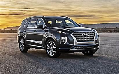 Suv Hyundai Luxury Palisade 4k Cars Korean
