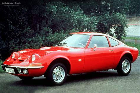 OPEL GT specs - 1968, 1969, 1970, 1971, 1972, 1973 ...