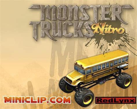 monster trucks nitro monster trucks nitro na stiahnutie zadarmo stiahnut sk