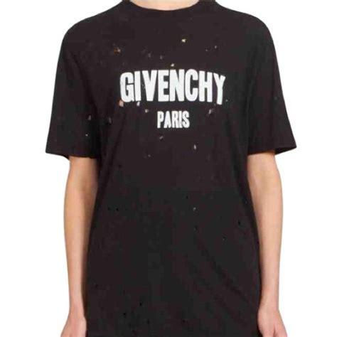 t shirt tshirt nike navy givenchy tops sold tshirt w holes poshmark