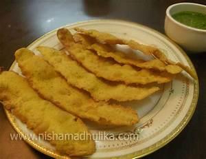 Fafda Recipe - Nishamadhulika.com