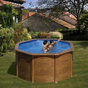 Dimension Piscine Hors Sol : piscine hors sol ronde gr mod le pacific ~ Melissatoandfro.com Idées de Décoration