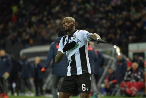 Seko Fofana: Lazio Interested in Udinese Midfielder | The ...