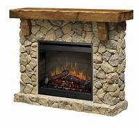 electric stone fireplace 5 Beautiful Faux Stone Electric Fireplaces | Home Decor ...