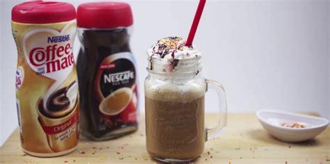 Tutorial singkat membuat kopi nescafe. Bosen di Rumah Aja? Yuk Cobain Resep Kopi Kekinian Ala Nescafe | Diadona.id