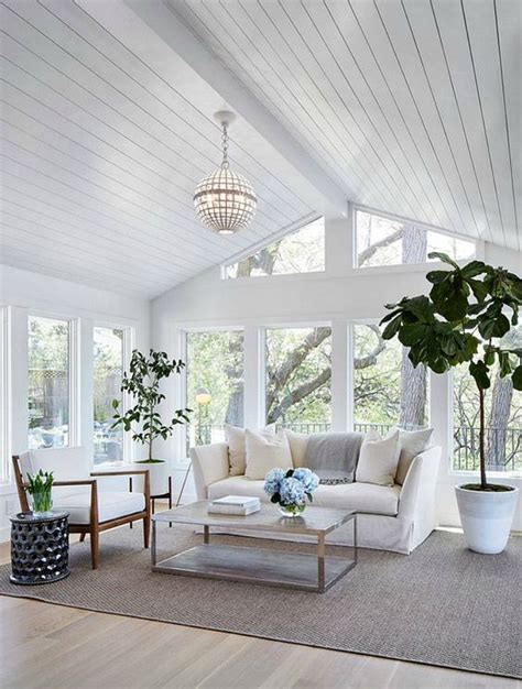Shiplap Ceiling Pictures by 10 Reasons To Your Vaulted Ceiling