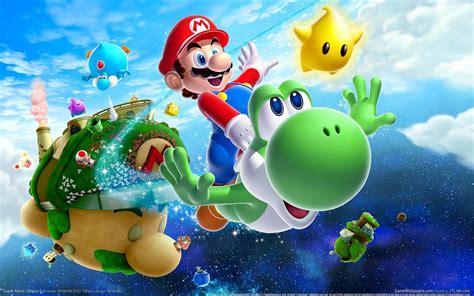 Where Is Super Mario Galaxy 2 in Super Mario 3D All-Stars ...