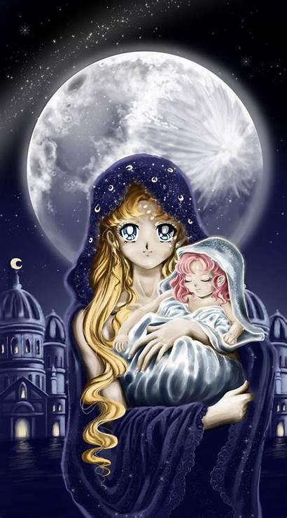 Moon Sailor Holy Serenity Bishoujo Senshi Lady