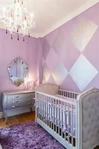 couleur chambre bebe osez le violet With peinture mur chambre bebe