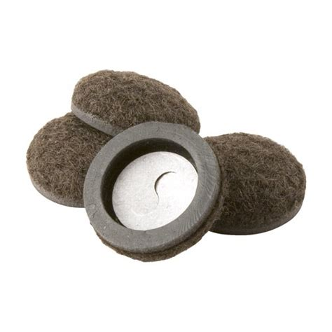 super sliders felt furniture pads brown other home