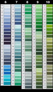 Embroidery Floss Conversion Chart Anchor To Dmc 7 Best Dmc Floss Color Chart And Numbers Chart 2 Images