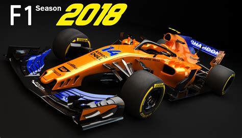 Formula 1 car | 3D CAD Model Library | GrabCAD