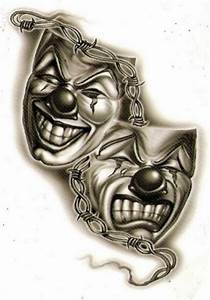 Laugh Now Cry Later Joker Tattoo - Tattos For Men