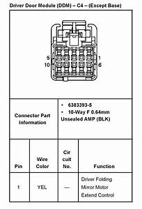 2003 Silverado Mirror Wiring Diagram