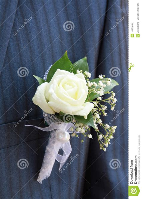groom boutonniere stock images image