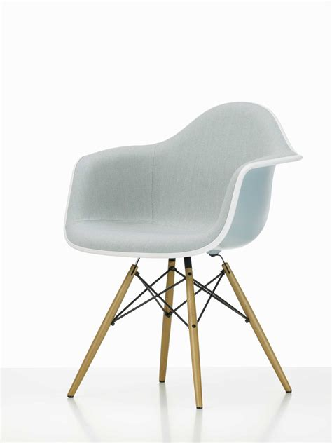 chaise daw eames eames plastic arm chair daw chair fully upholstered vitra