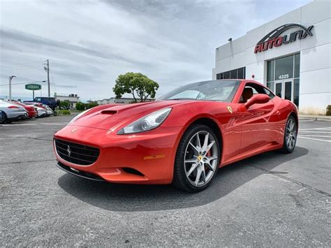 This is a smoke free carfax certified 2015 ferrari california t hard top convertible equipped with a 3.9l 552. 2010 Ferrari California GT Convertible for Sale in Oakland, CA - CarGurus