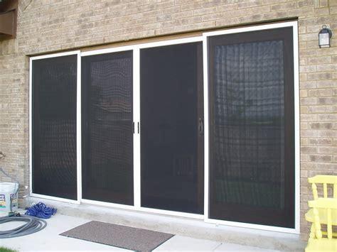 solar screens solar shades for sliding patio doors images
