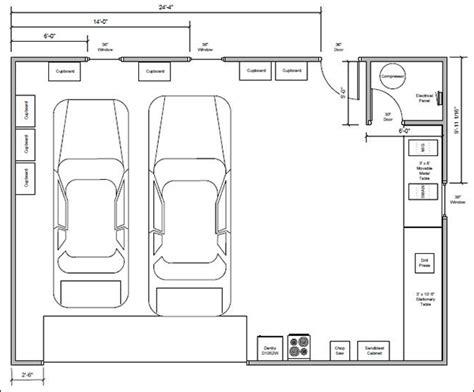 detached garage plans cad pro