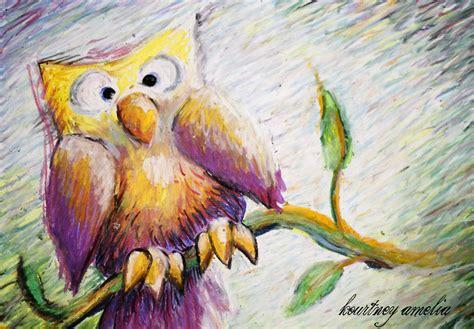 oil pastels art  ideaphoria