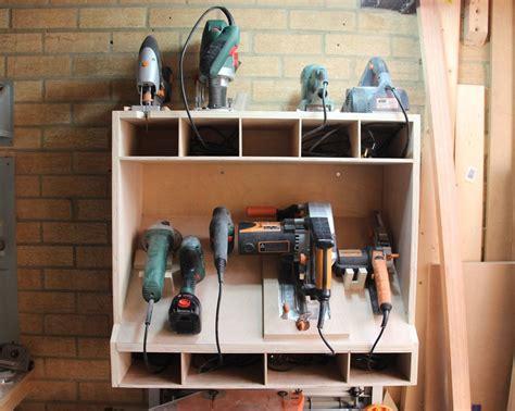 power tool storage  melchi  lumberjockscom